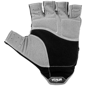 VENUM HYPERLIFT TRAINING GLOVES GRAY S/M