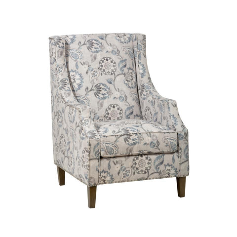 Jofran Westbrook Accent Chair in Slate