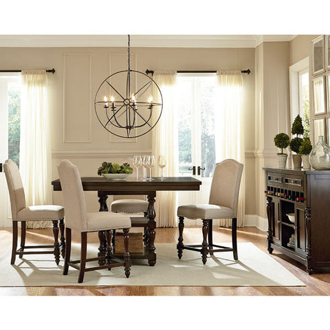 Standard Mcgregor Six Piece Counter Height Dining Set