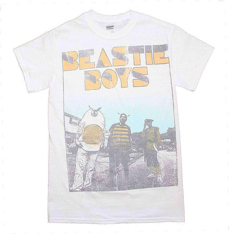Men's T-Shirts - Beastie Boys Halftone T-Shirt