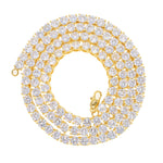 Diamond-Link-Tennis-Necklace-Luxury-Fashion-Co