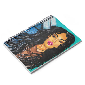 Mochahontas Spiral Notebook - Ruled Line