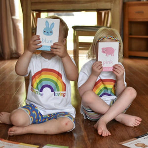 colour flash cards for kids | toddler preschool learning resources