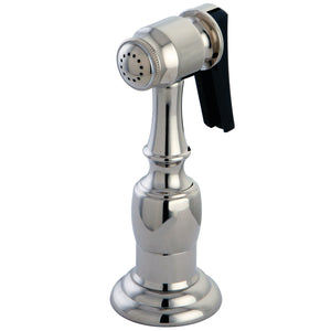 Made to Match Kitchen Faucet Side Sprayer