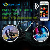 Hologram Bicycle Wheel Light- Android phone