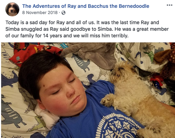 Featured Friend: Ray & Bacchus