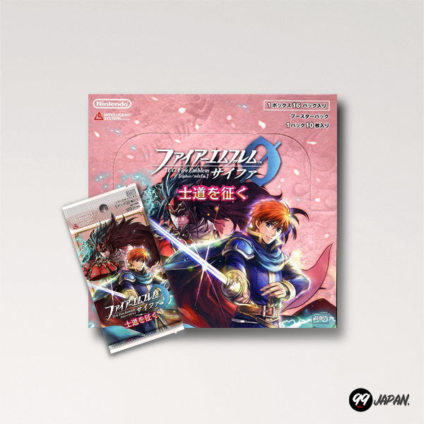 Fire Emblem Cipher - Series 7 Booster Box (16 packs) - 99Japan