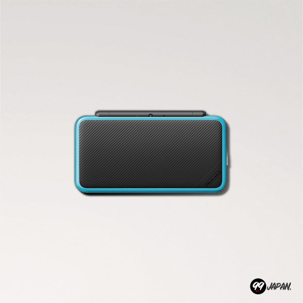 New Nintendo 2DS LL - Black and Turquoise - 99Japan