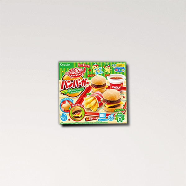Popin Cookin - Hamburger - 99Japan