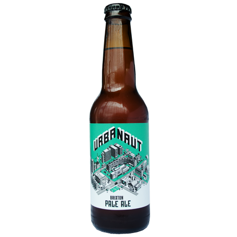 Brixton Pale Ale 6 x 330ml Bottles