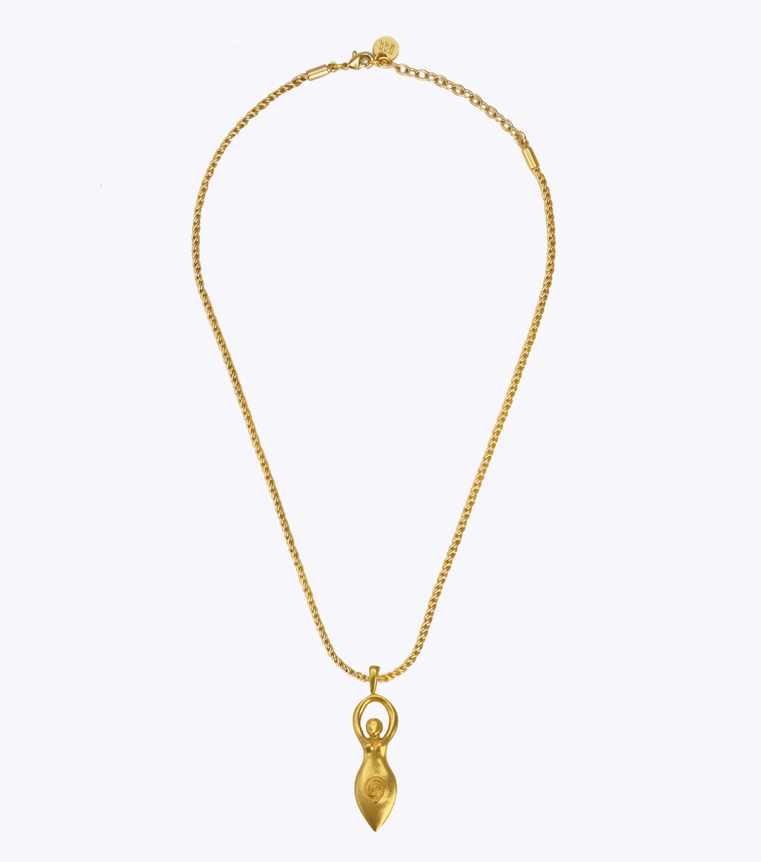 Life Goddess Infinito Long Necklace