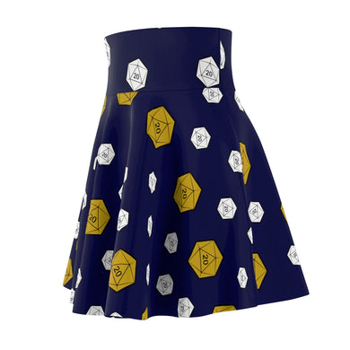 Critical Navy Skirt