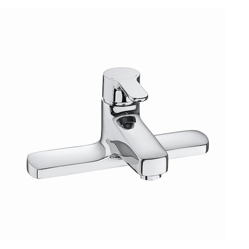 Roca L20 Deck Mounted Bath Filler Tap - Chrome