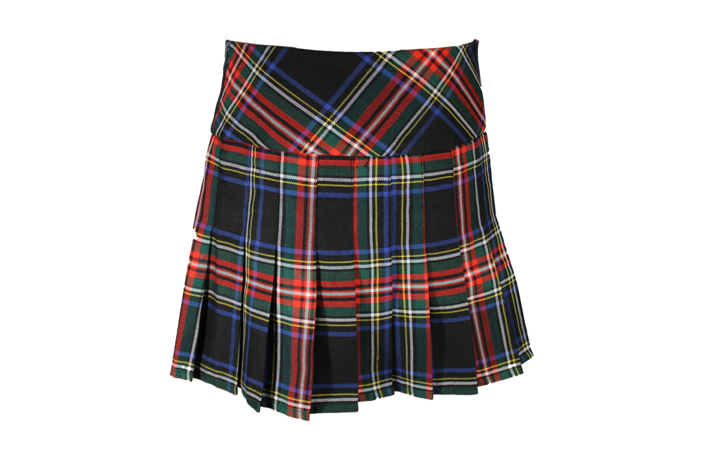 Womens Mini Kilt