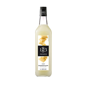 SIROUP  1883 WHITE CHOCOLATE  1 LITRO