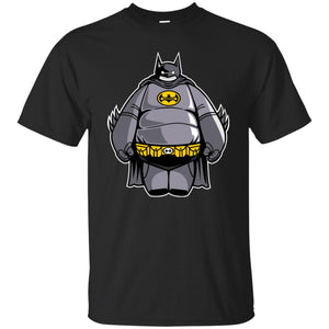 108 - RTP - Roach Graphics - Batmax-01 - Adult Unisex T-Shirt