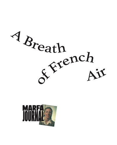 A BREATH OF FRENCH AIR: A STORY OF ROSELINE MOREU.