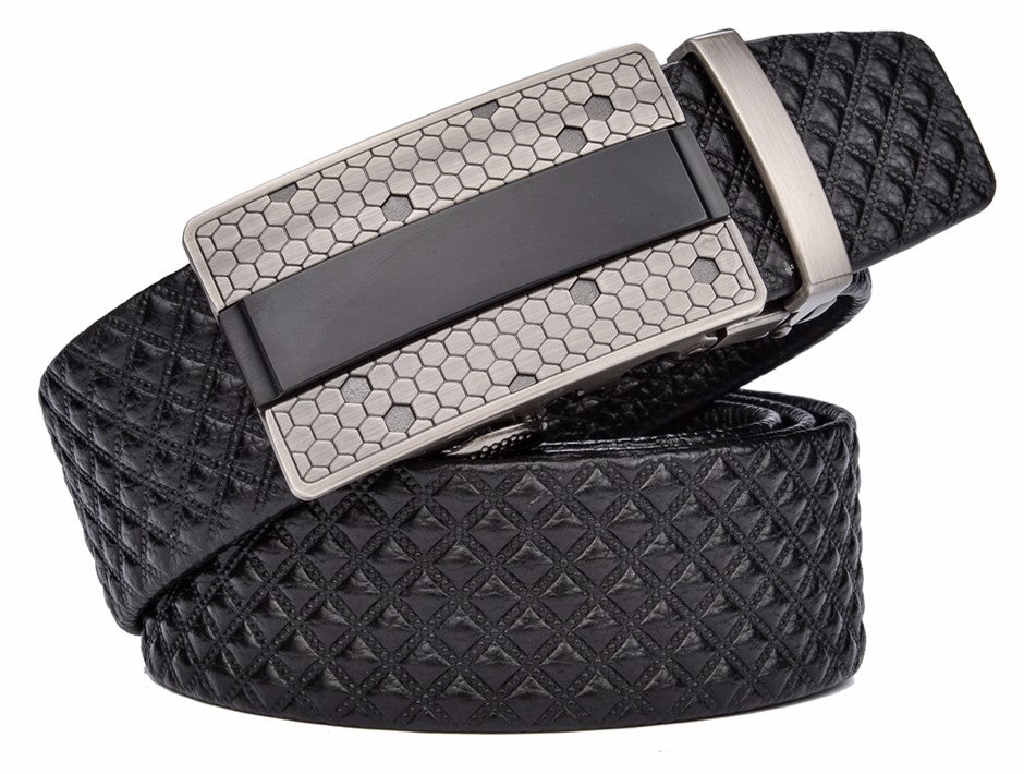 Trendy Leather Belt (2 colors)