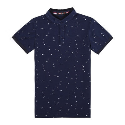 Guitar Printed Polo (6 colors)
