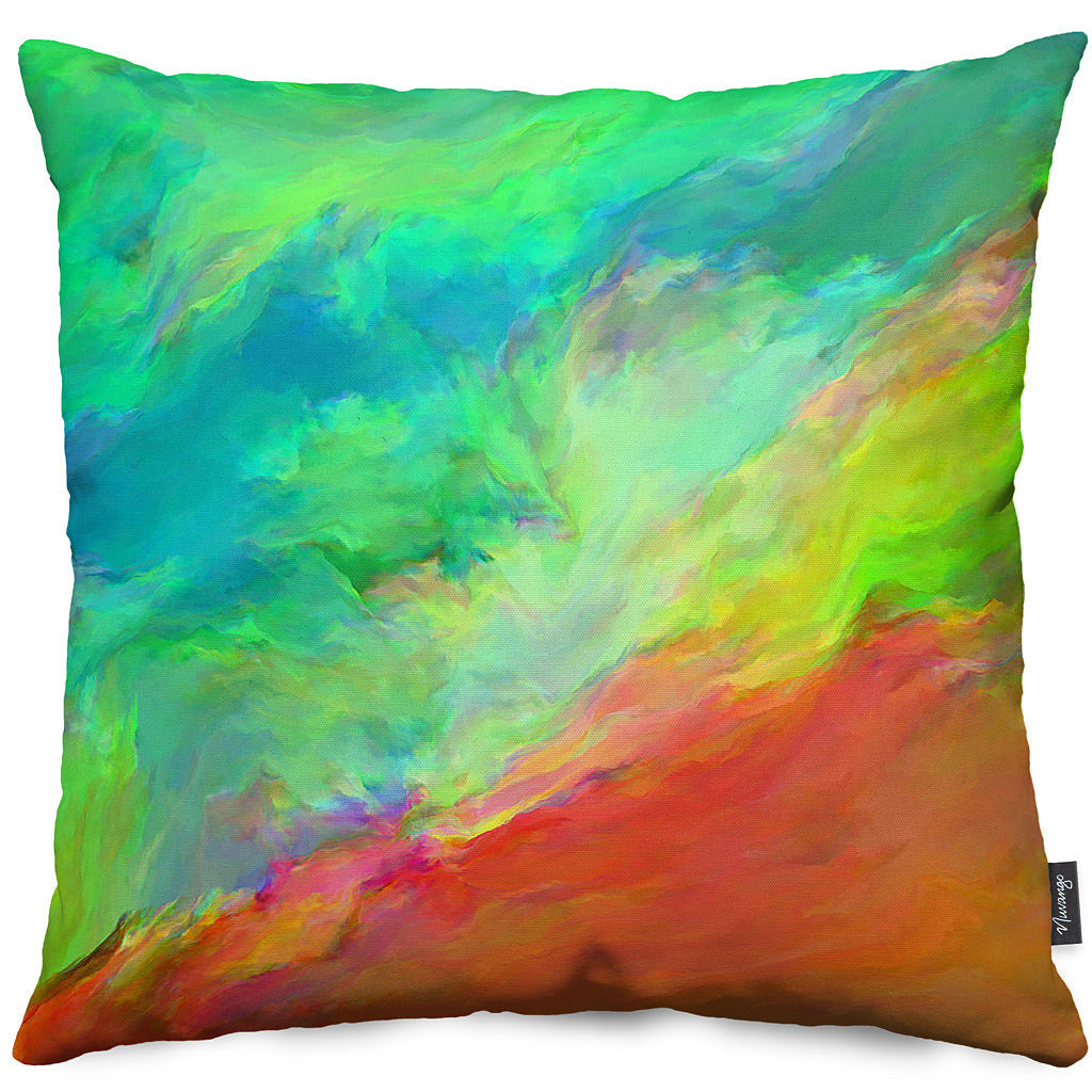 Change Is Life Throw Pillow