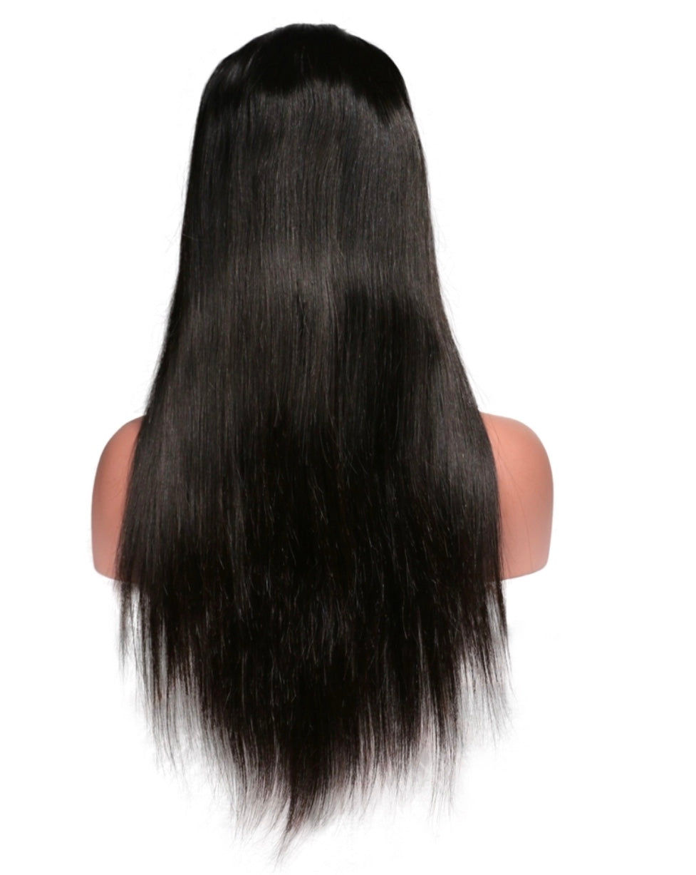 Lace Front Wig- Mink Straight