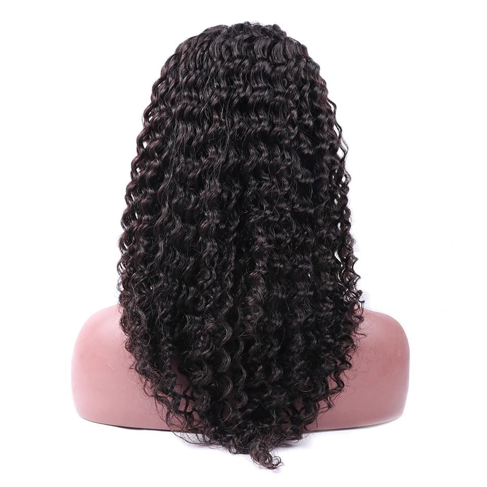 Lace Front Wig- Deep Wave