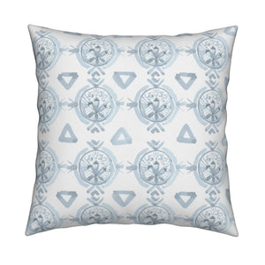 Claire Powder Blue Pillow Cover