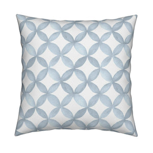Shannon Powder Blue Pillow Cover