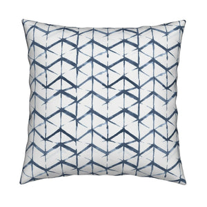 Emma Navy Blue Pillow Cover