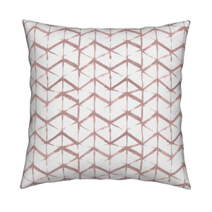 Emma Dusty Rose Pillow Cover