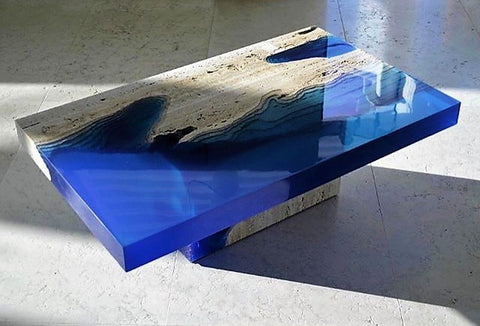 Custom Made Lagoon Coffee Table Collections