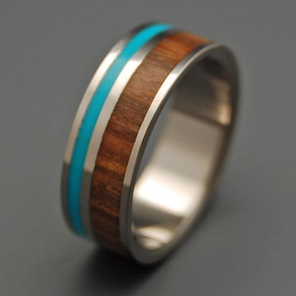 Women's Rings - Wooded Cove