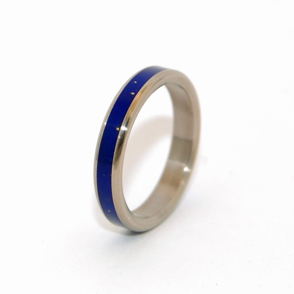 Women's Rings - Lapis Love Ring