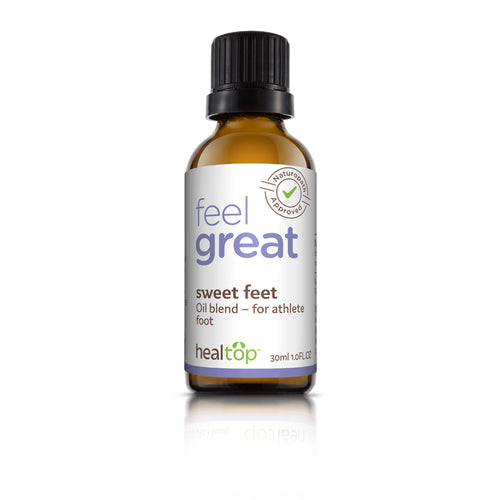 sweet feet - for athlete foot - Healtop
