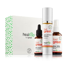 clear face kit - Healtop
