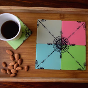 Doodles! | Coasters (Set of 6)