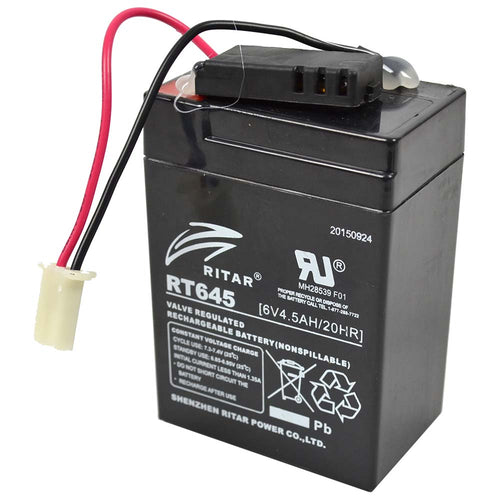 Replacement Battery Set for Safe Start Scooter