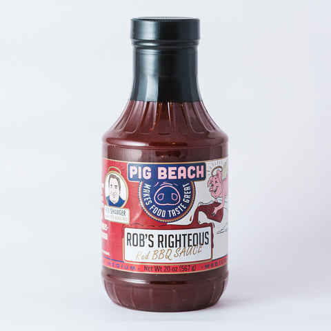 Rob's Righteous Red Sauce