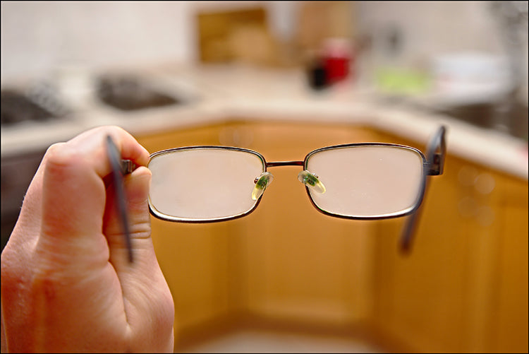 How to Prevent Your Discount Eyeglasses from Fogging