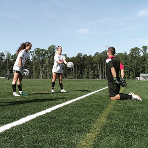 How To Help Your Soccer Player When They Lose