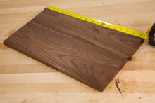 "Walnut Board @<br>3/4"" x 9"" x 24"""