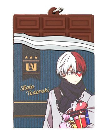 Boku no Hero Academia: Chocolate Themed Character Keychains
