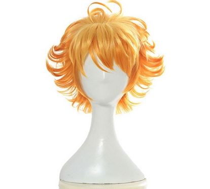 The Promised Neverland: Emma Cosplay Wig