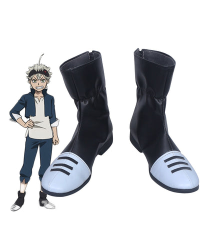Black Clover: Asta Cosplay Boots