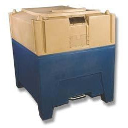 Coffeetec Anti-Static Poly Tote (front discharge)