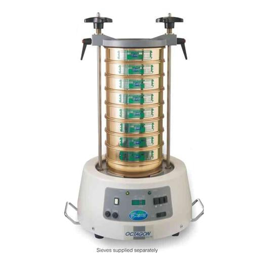Octagon DIGITAL Shaker for 8 inch Sieves