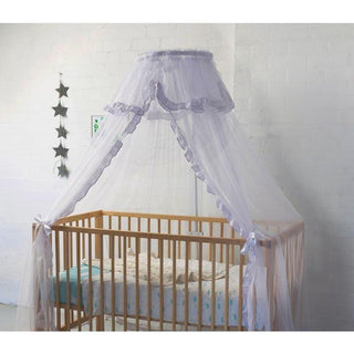 Sweet Dream Halo Net - White