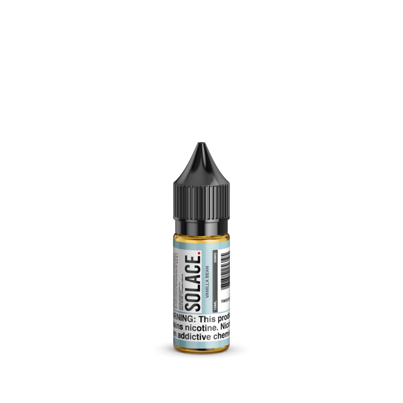 Solace Vapor Nicotine Salt E-Juice - 30ml - Vanilla Bean