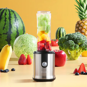 CG - 9430 Coffee Grinder With A Fruit Grinder Bottle Set