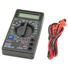 Digitale Multimeter 9V